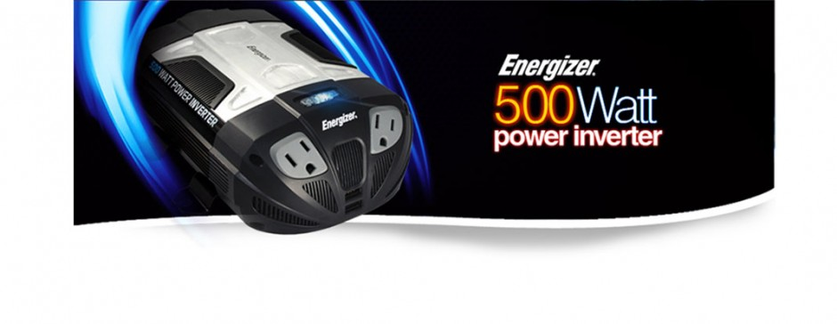 500 Watt Power Inverter
