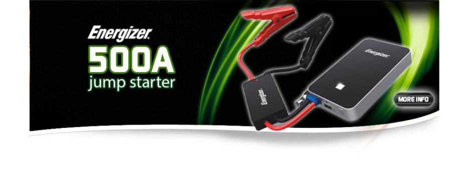 ENX8K Jump Starter